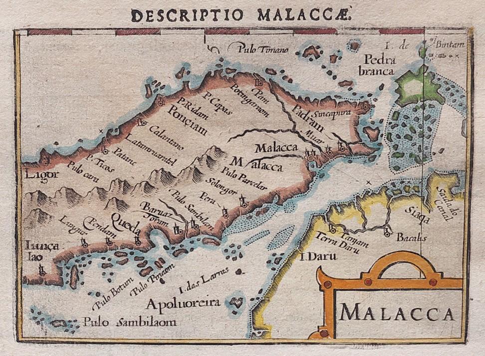 Singapore before colonisation: from Temasek to Singapura