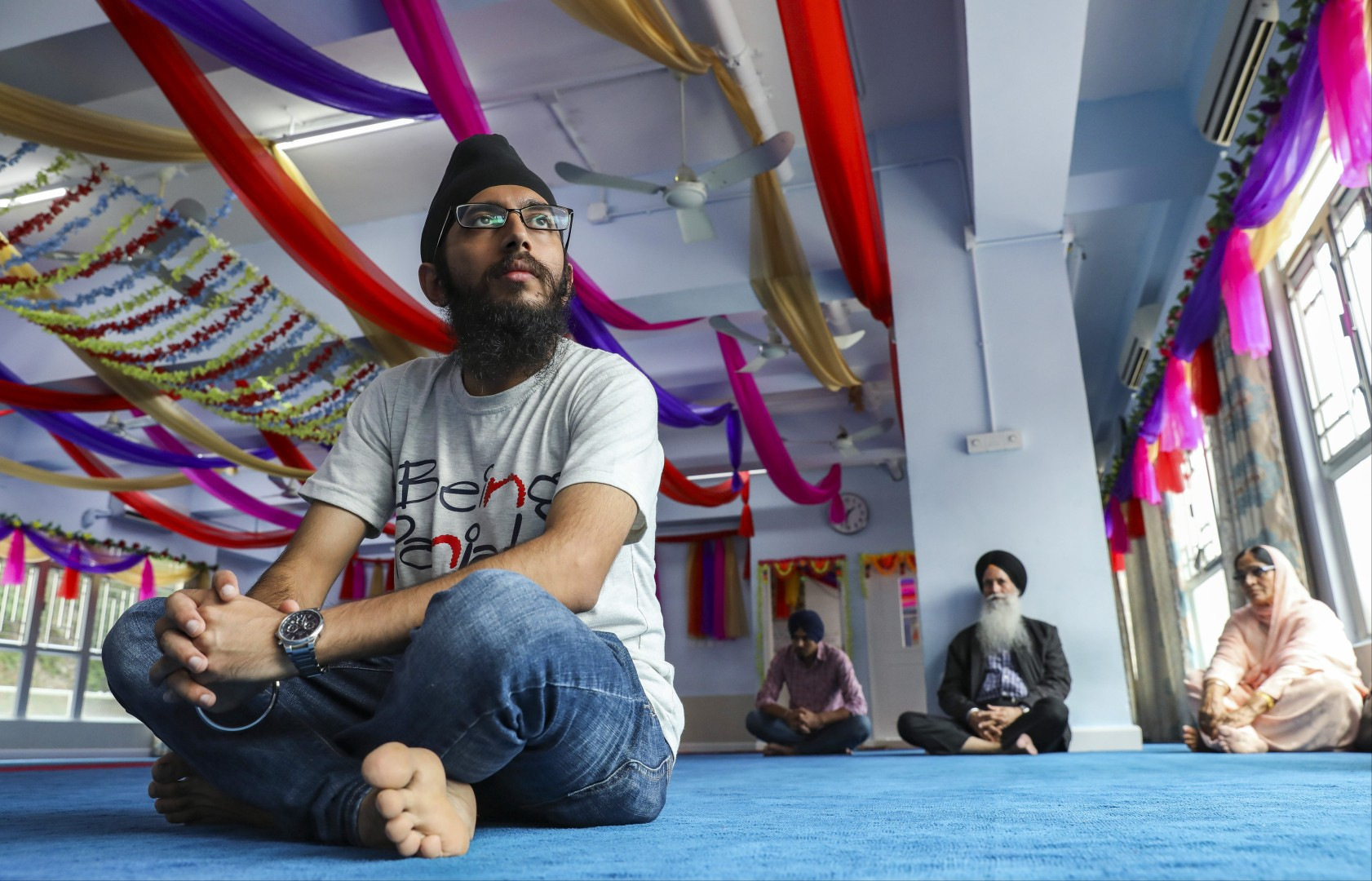 How ethnic minority workers are shunned in Hong Kong, and whether a