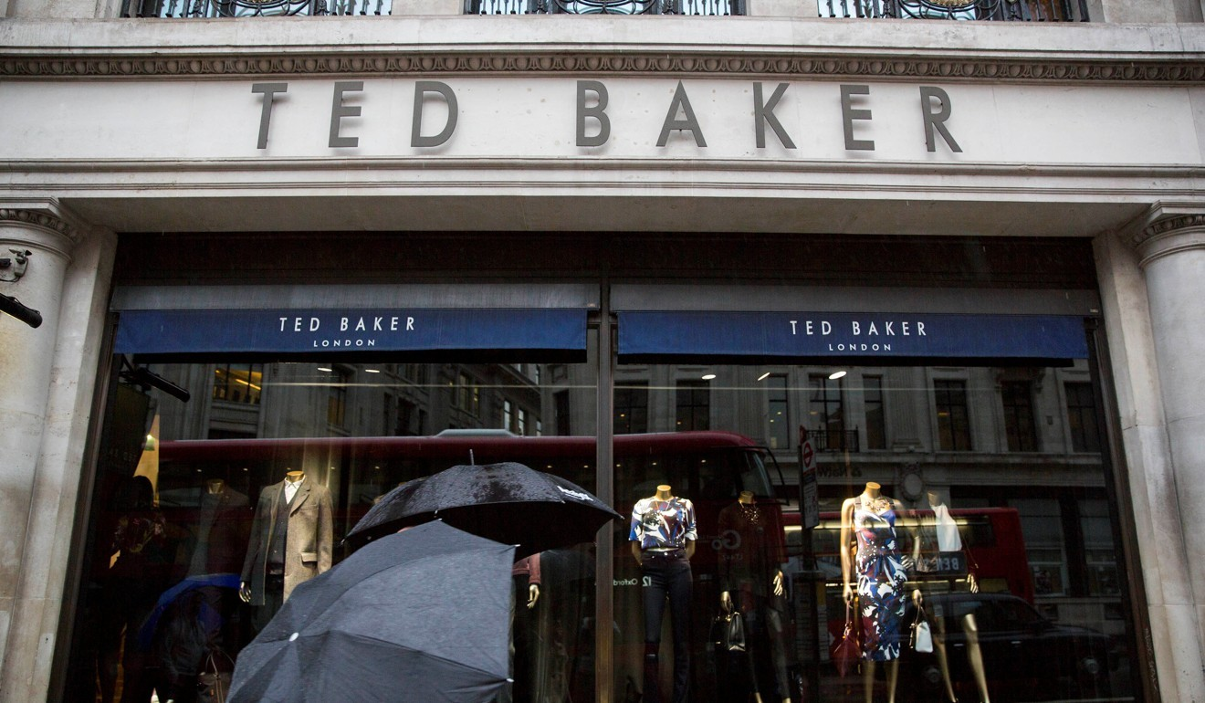 2f02251acd3 Ted Baker employees sign petition demanding CEO Ray Kelvin stop hugging  them