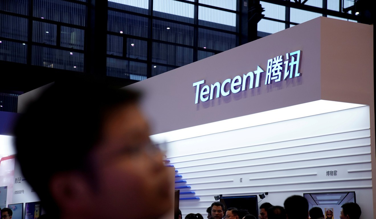 0c5fe498b1f Why Tencent is betting that China s appetite for luxury will continue to  grow