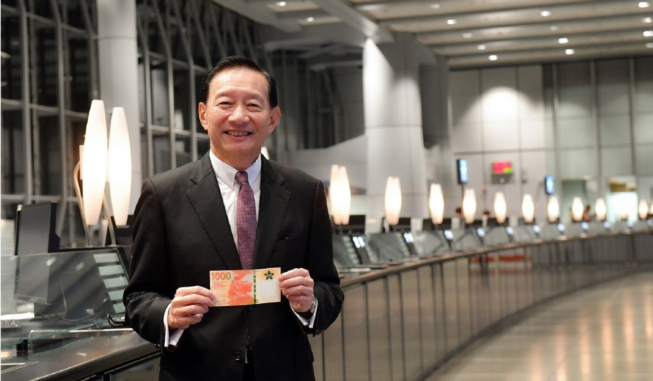 New HK$1,000 banknotes set to debut in Hong Kong on