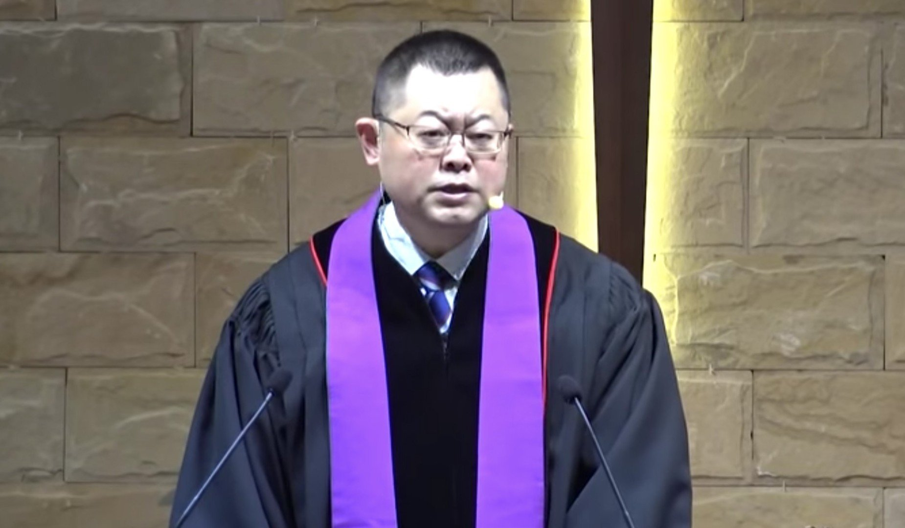 Christian pastor Wang Yi faces subversion charges in China