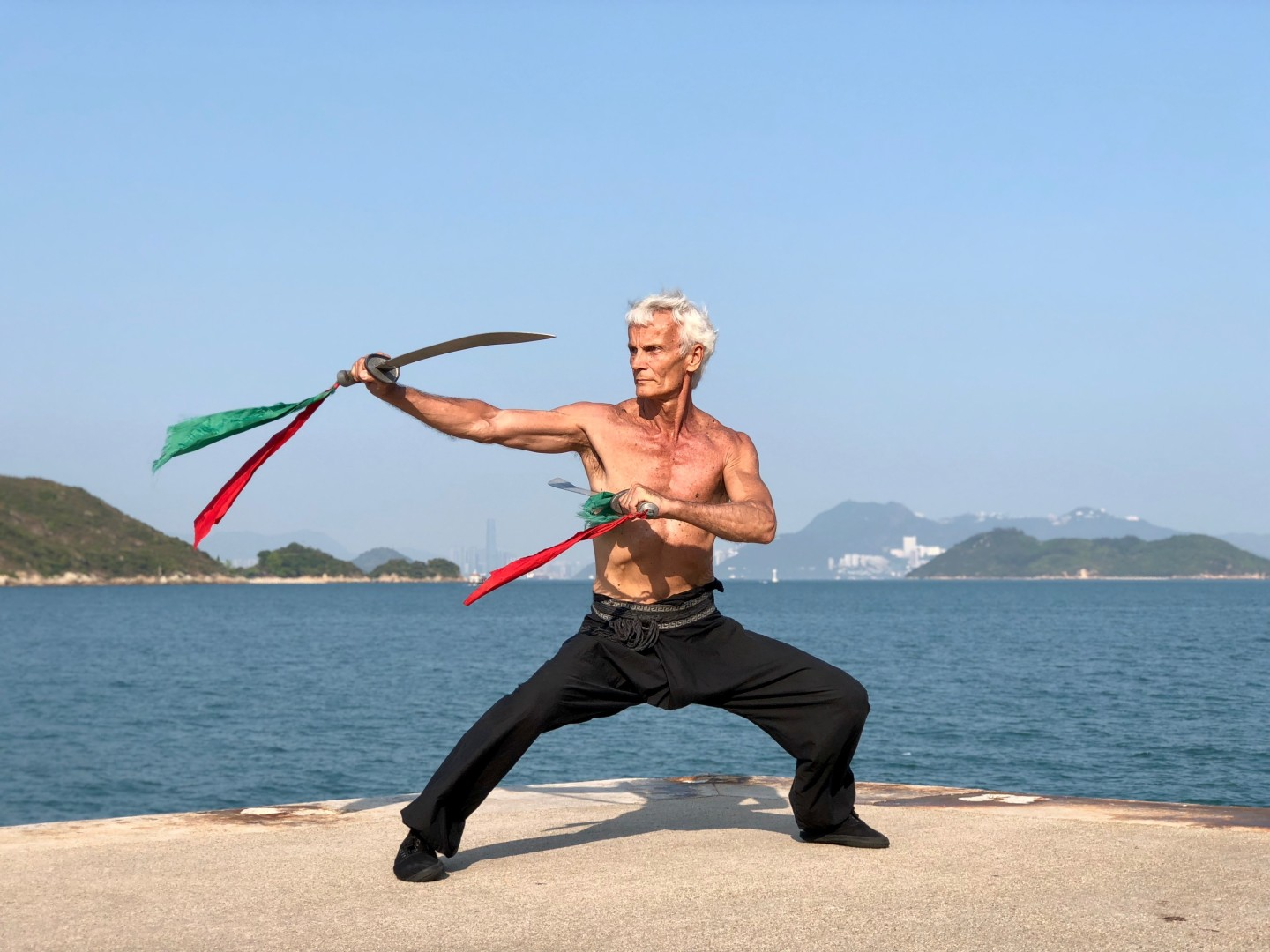 Five top tips from a kung fu master for a healthy life – and