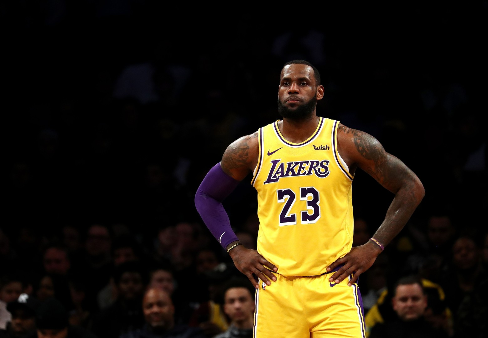 official photos 4ed53 2dd6c LeBron James coming to China as LA Lakers and Brooklyn Nets ...