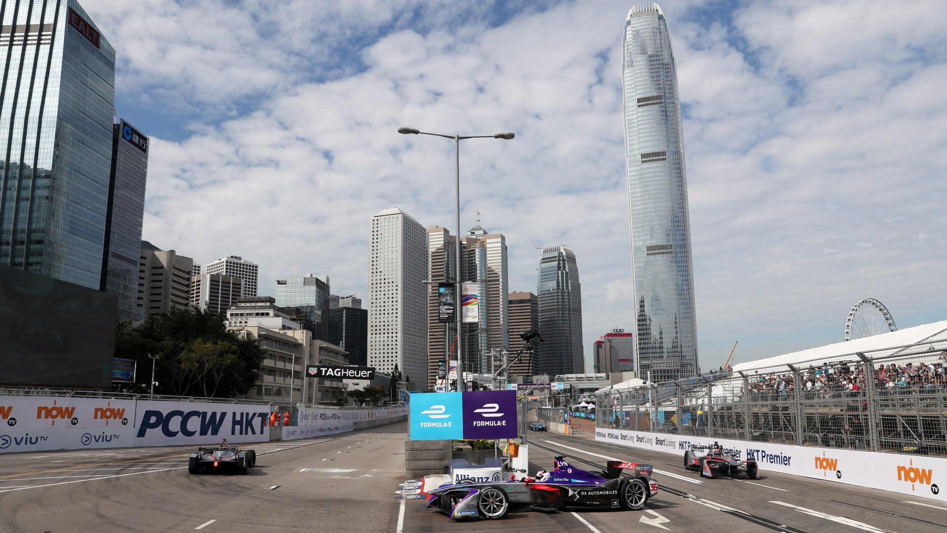 Formula E: Hong Kong could be dropped from 2020 calendar if