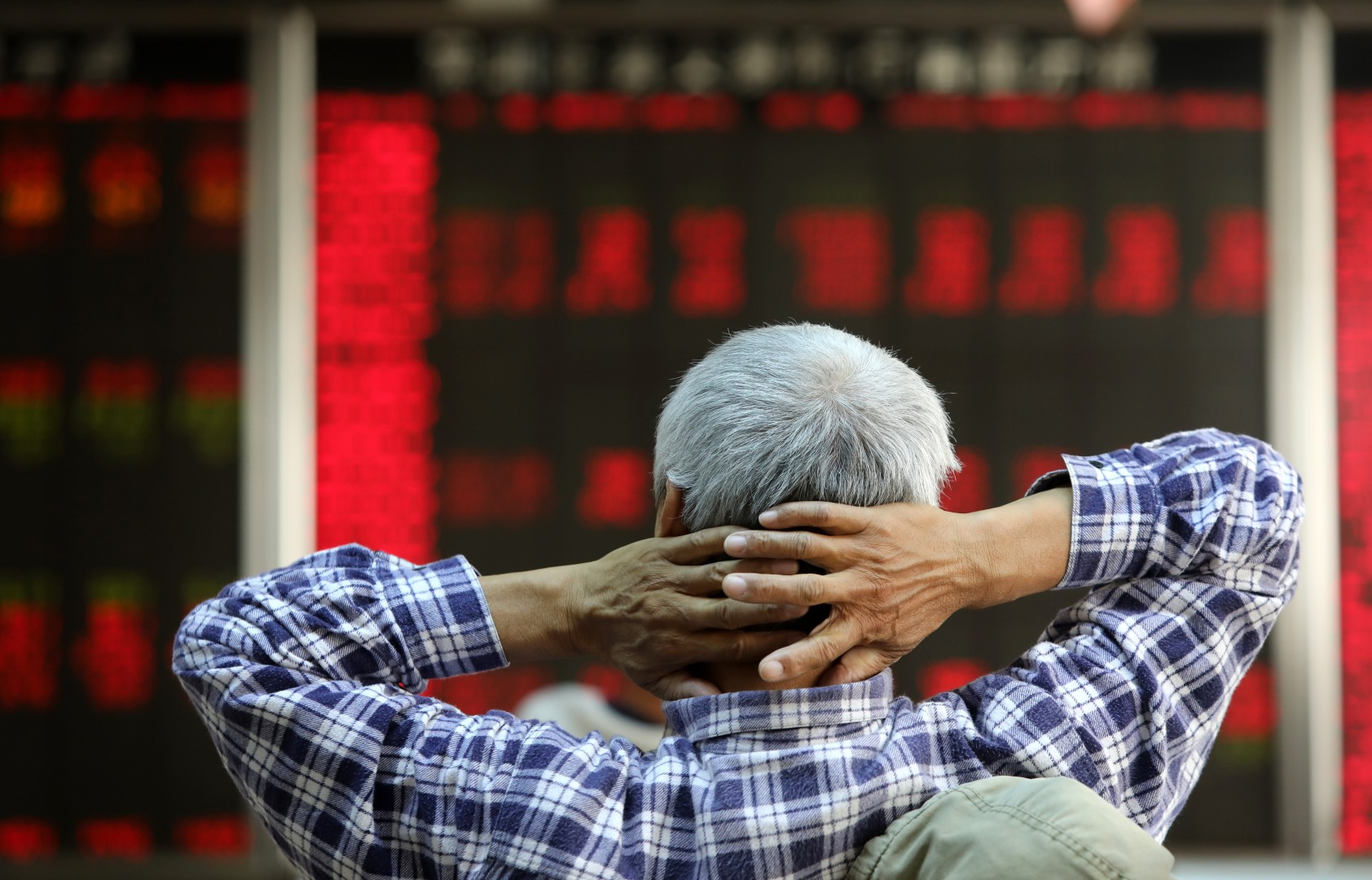 Shanghai stock picker foresaw last year's slump  Can his