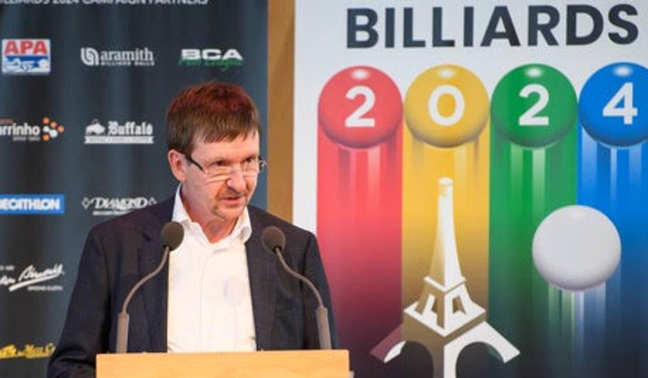 Billiards' online petition for 2024 Paris Olympic Games inclusion