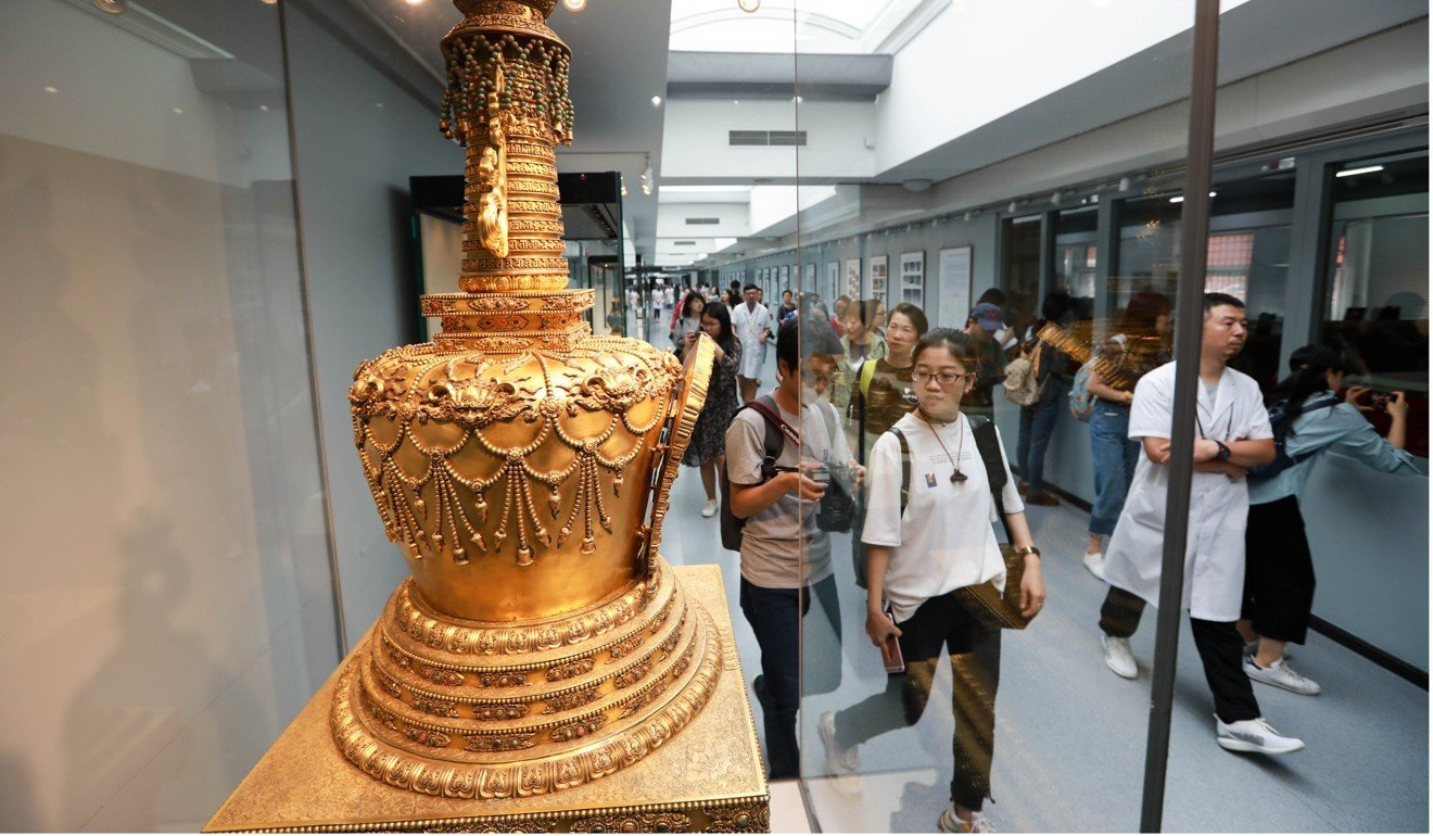 China has opened thousands of new museums, but who wants