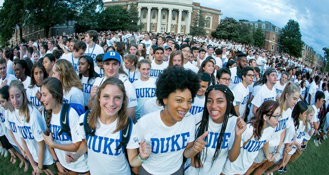 Can recommend duke university racist party agree, this