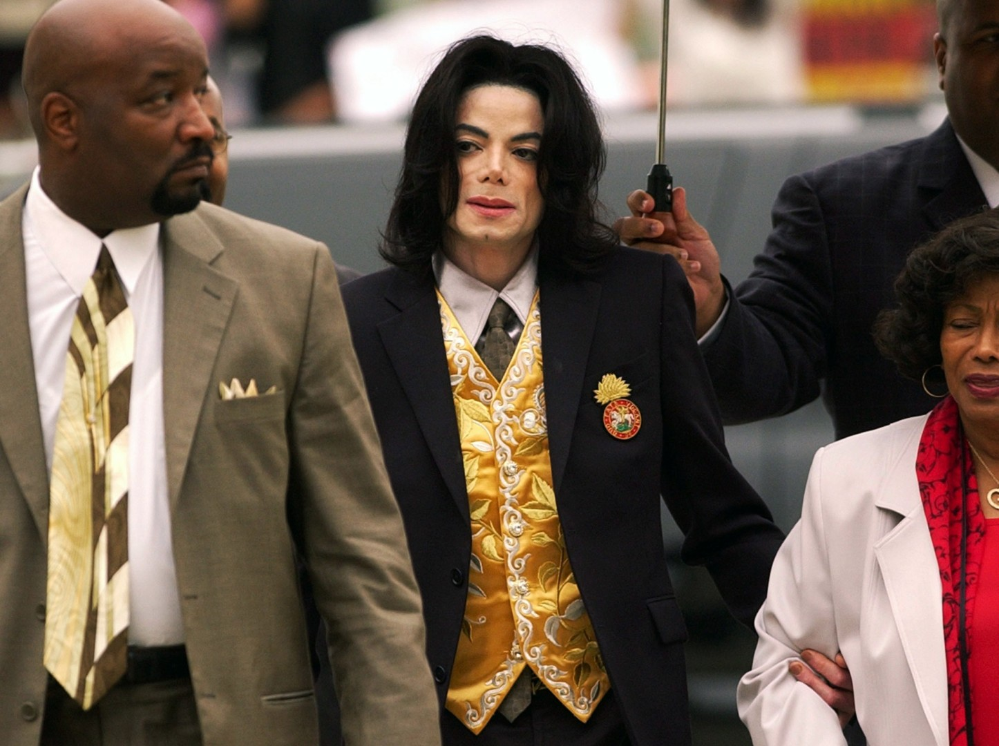 caa668b8 'This public lynching': Michael Jackson family condemns new film about  accusers   South China Morning Post