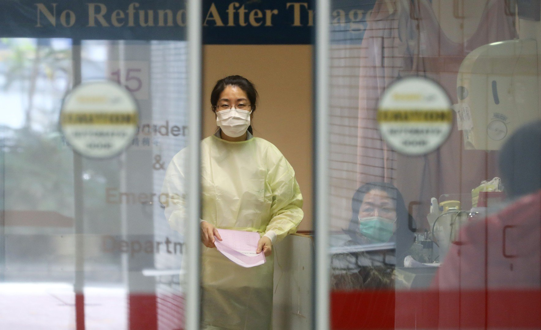 I feel like I could work to death': Hong Kong's weary nurses
