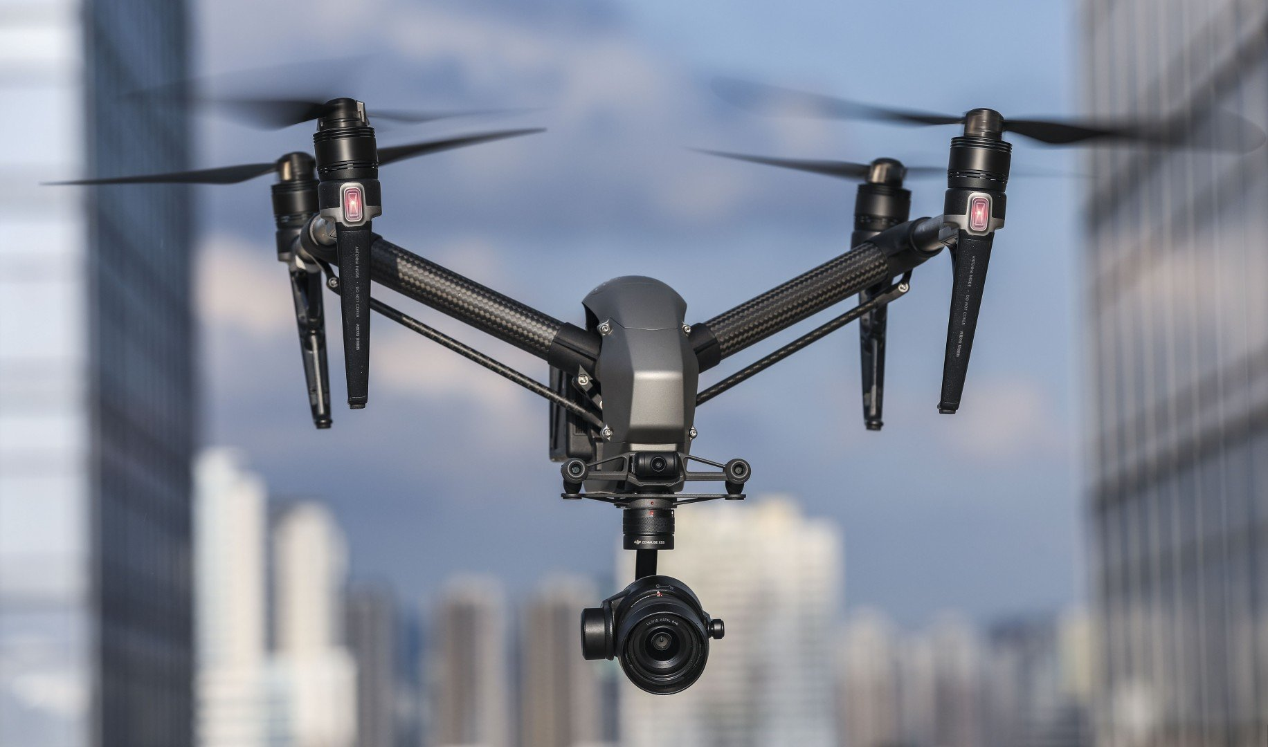 How DJI went from university dorm project to world's biggest