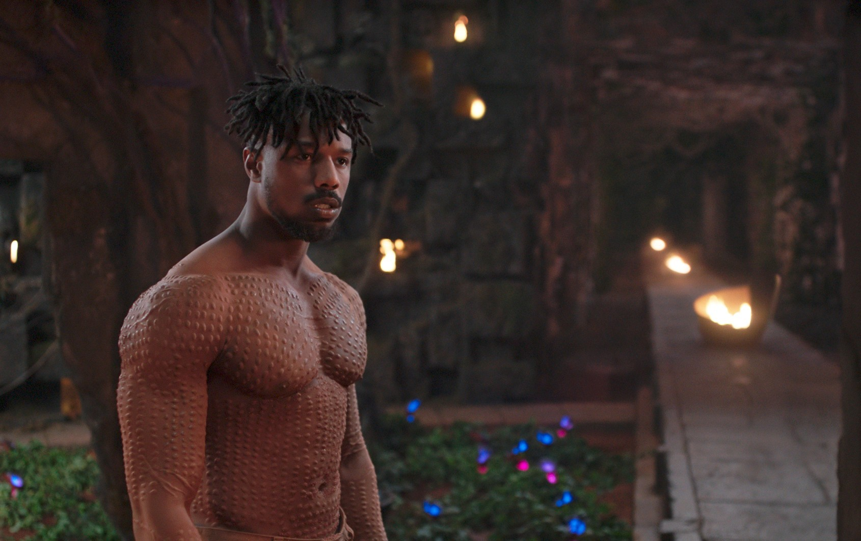 06ef7fa2c26a7c Why Black Panther star Michael B. Jordan needed therapy after playing  Killmonger