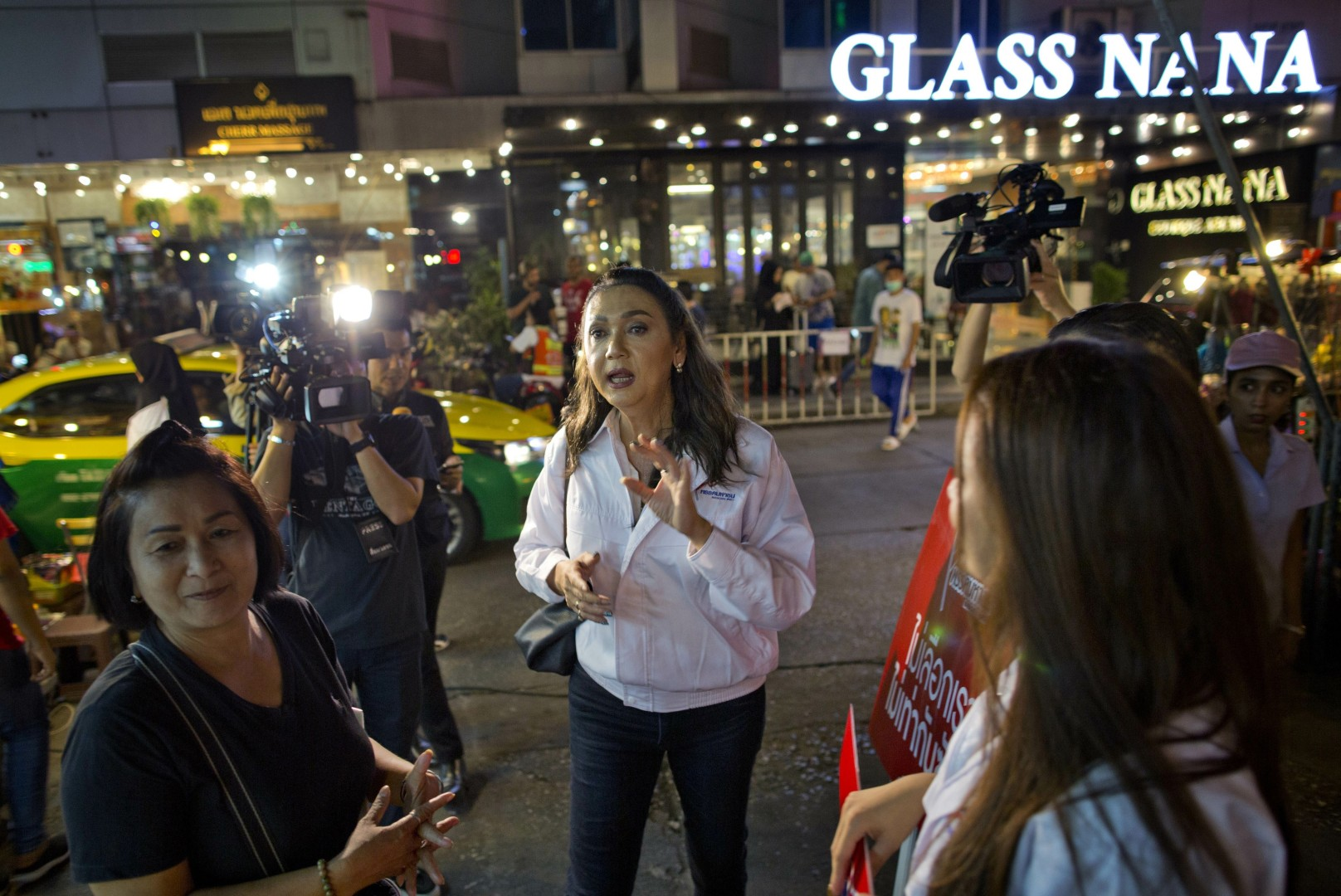 Meet Pauline Ngarmpring: she wants to be Thailand's first ...