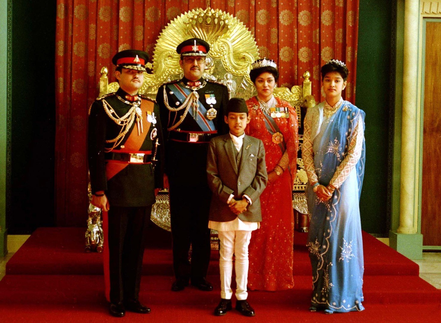 Royal mess: From a palace murder to a purged princess, Asia's