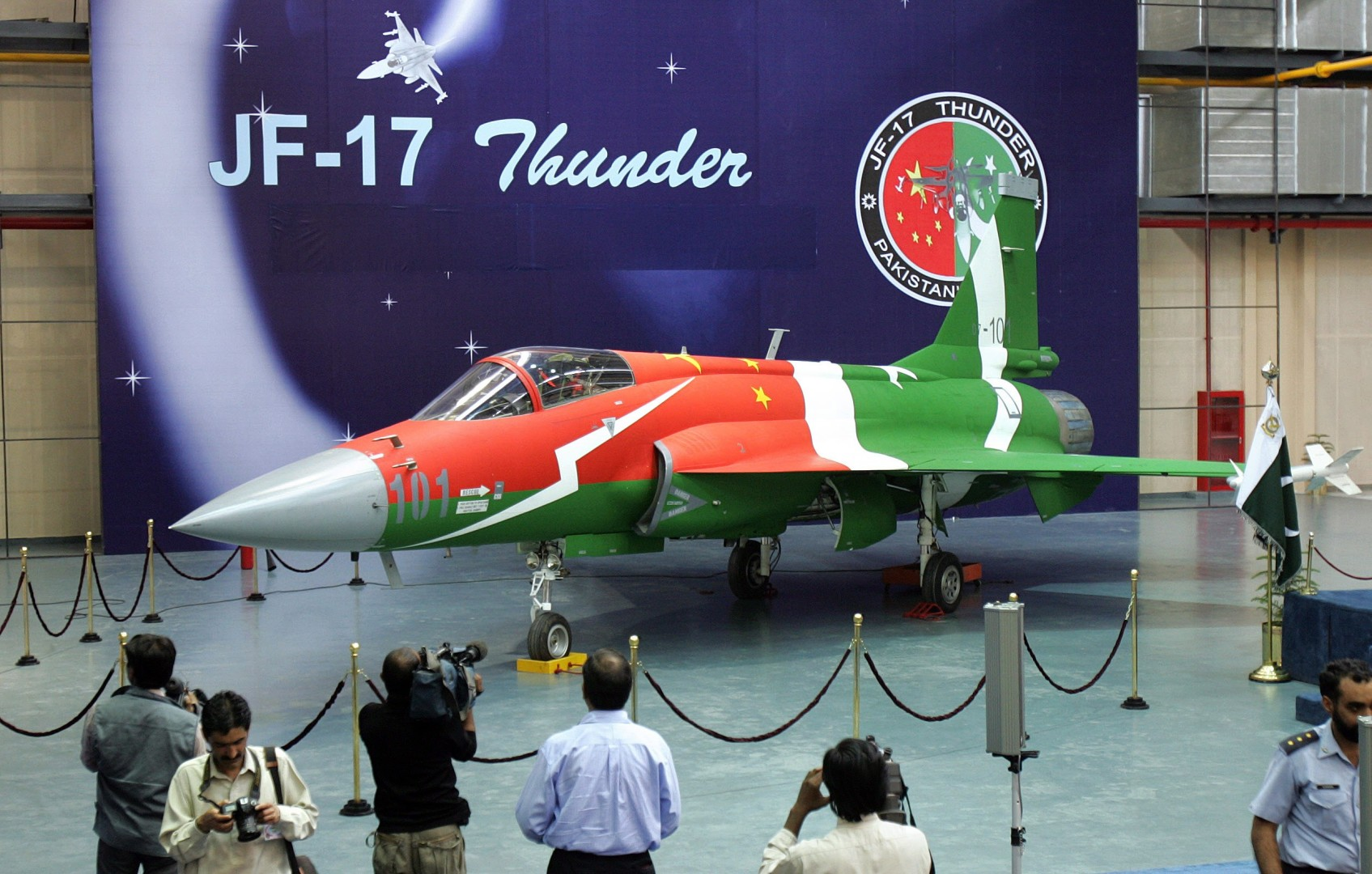 Did Pakistan use its Chinese JF-17 jets to shoot down Indian