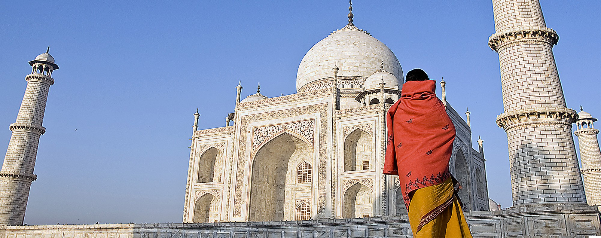 The Spectacular Taj Mahal of Agra
