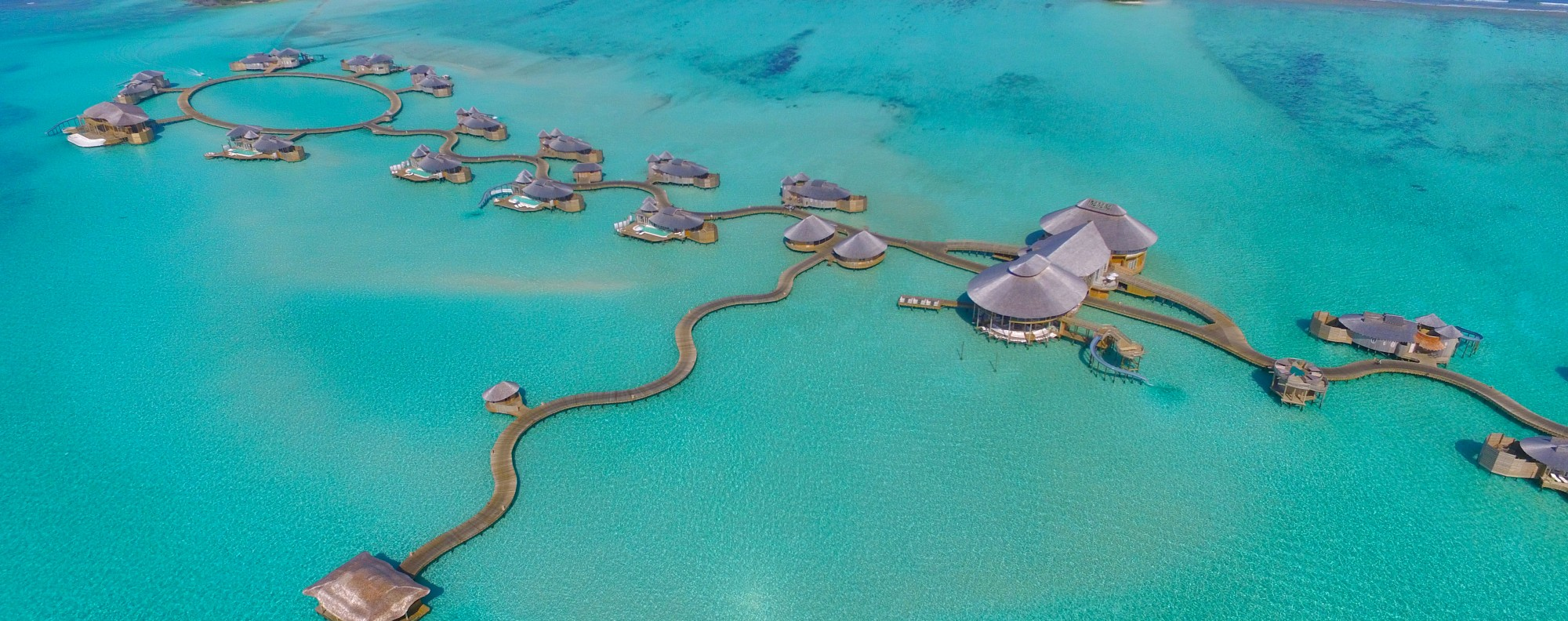 Soneva Jani, a resort in the Maldives, joins a string of new luxury hotels that prioritise sustainability