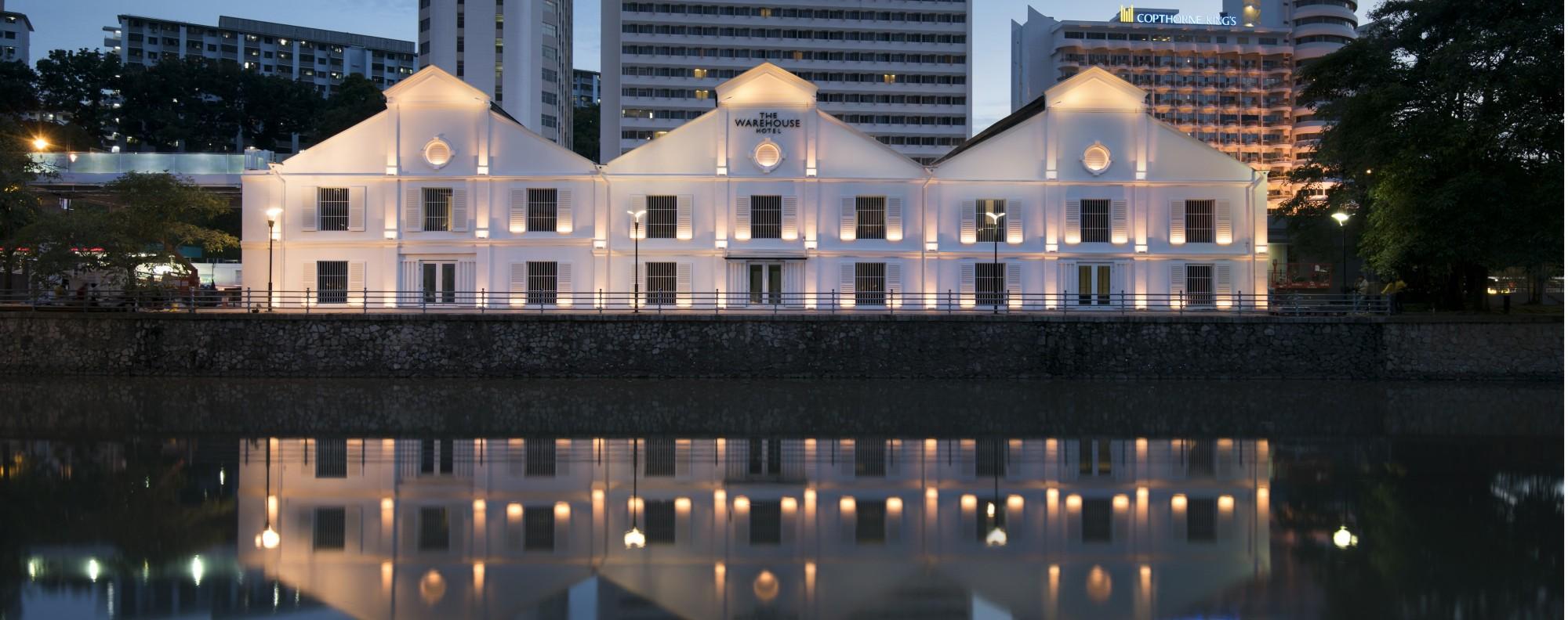 The Warehouse Hotel, Singapore.
