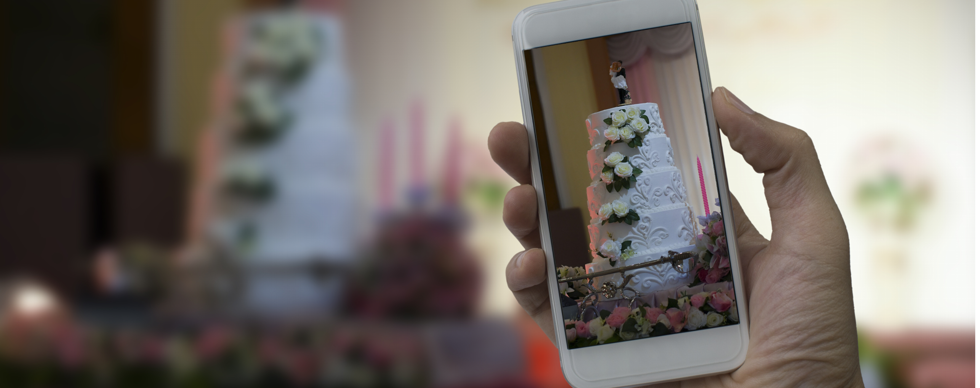 From venues to themes to wedding vendors, there's an app or website that's just right for you
