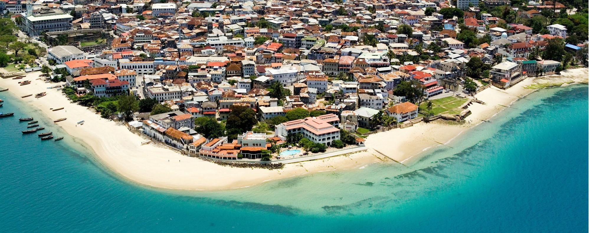 Stone Town, Zanzibar. Picture: Alamy