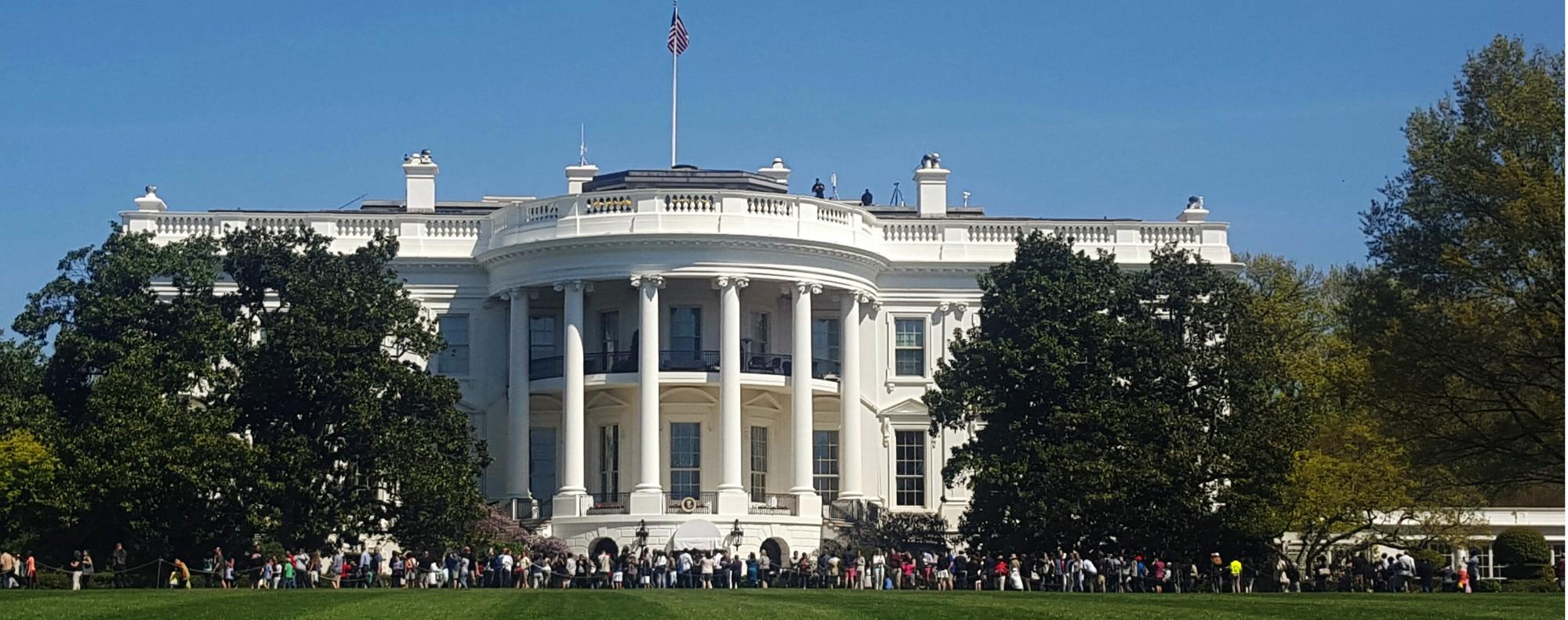 The White House. Photo: AP