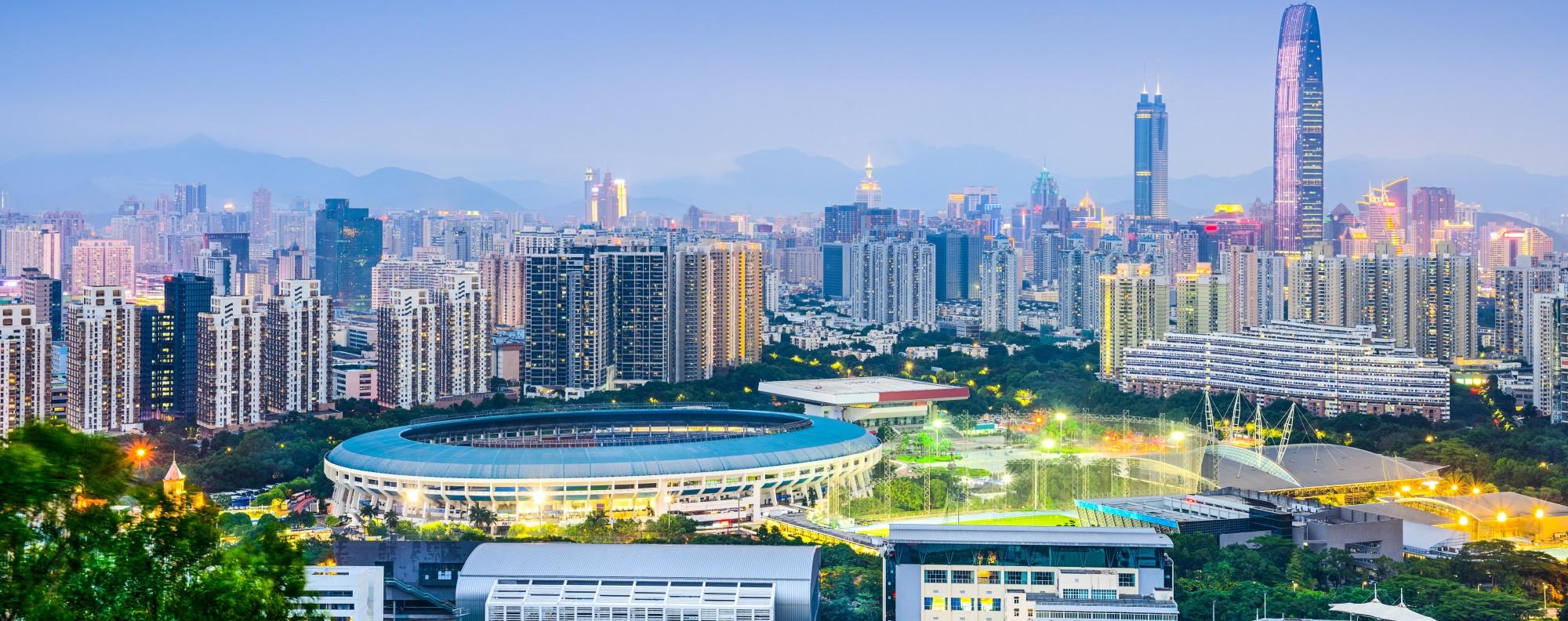 Shenzhen, China's Silicon Valley. File photo