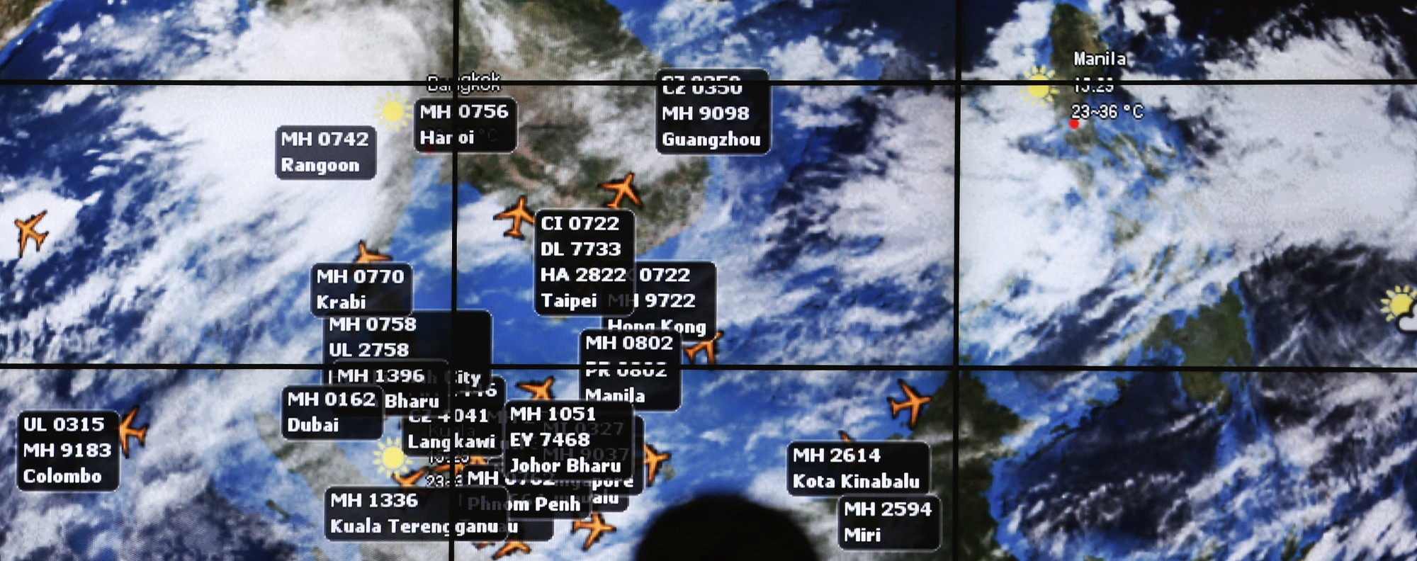 Malaysia airlines flight 370 search why give hope when there was in the swirling confusion that followed the disappearance hopes were high that authorities could make publicscrutiny Gallery