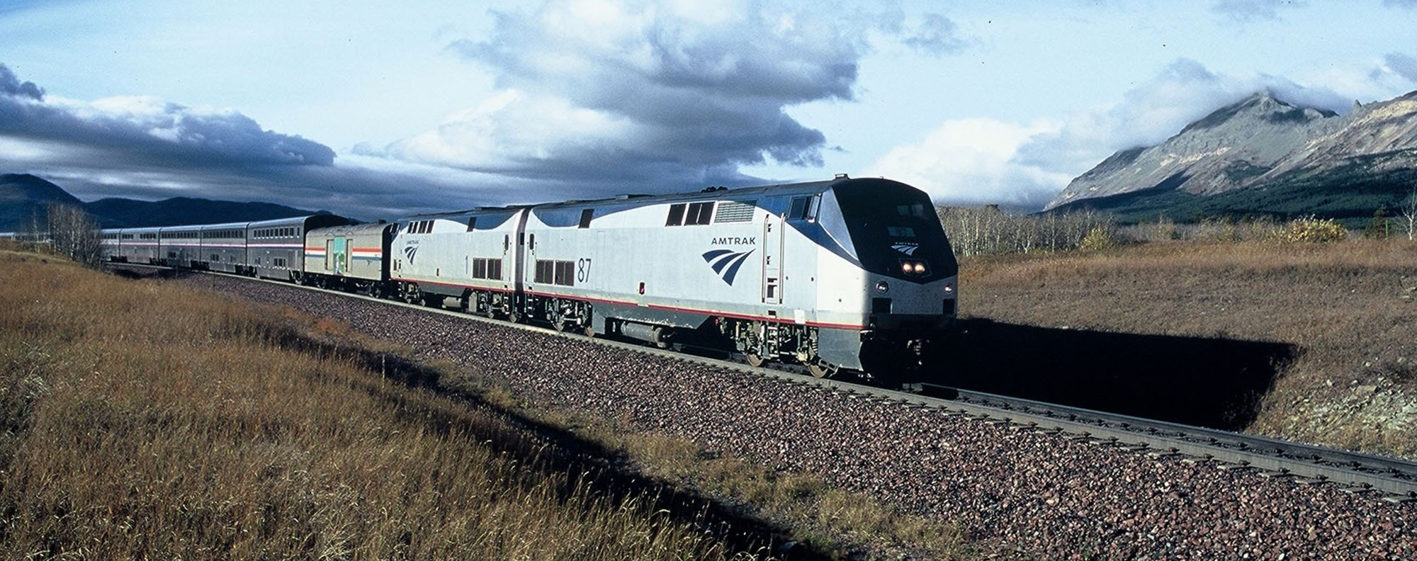 The Empire Builder. Picture: Amtrak