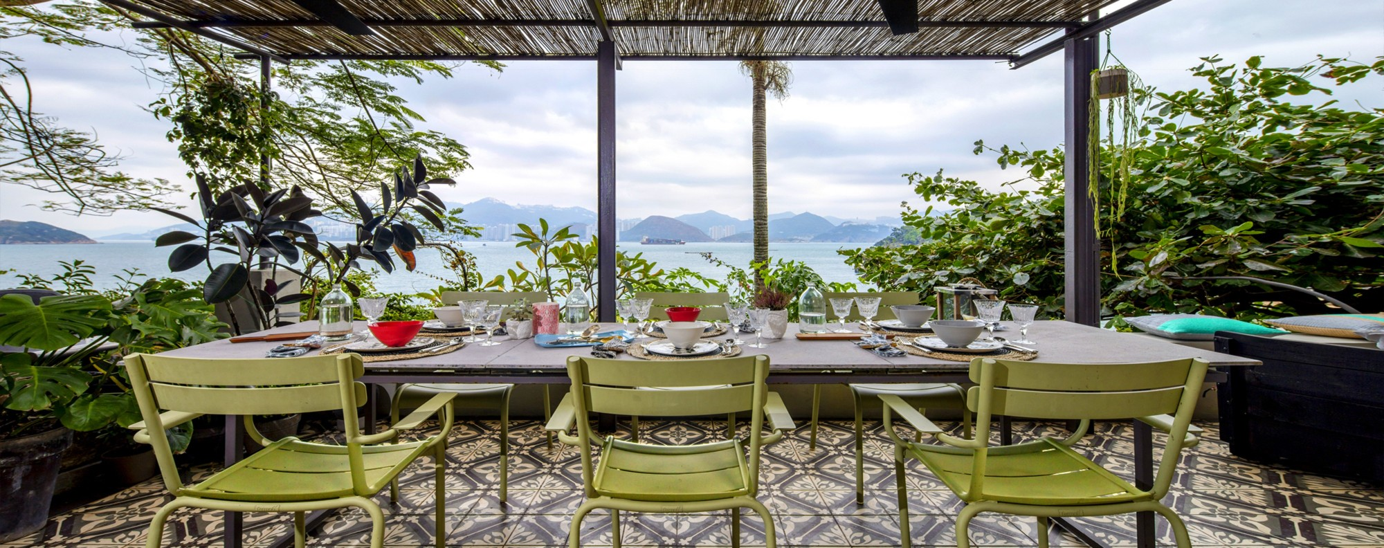 The Hong Kong beach house that becomes Party Central at weekends ...