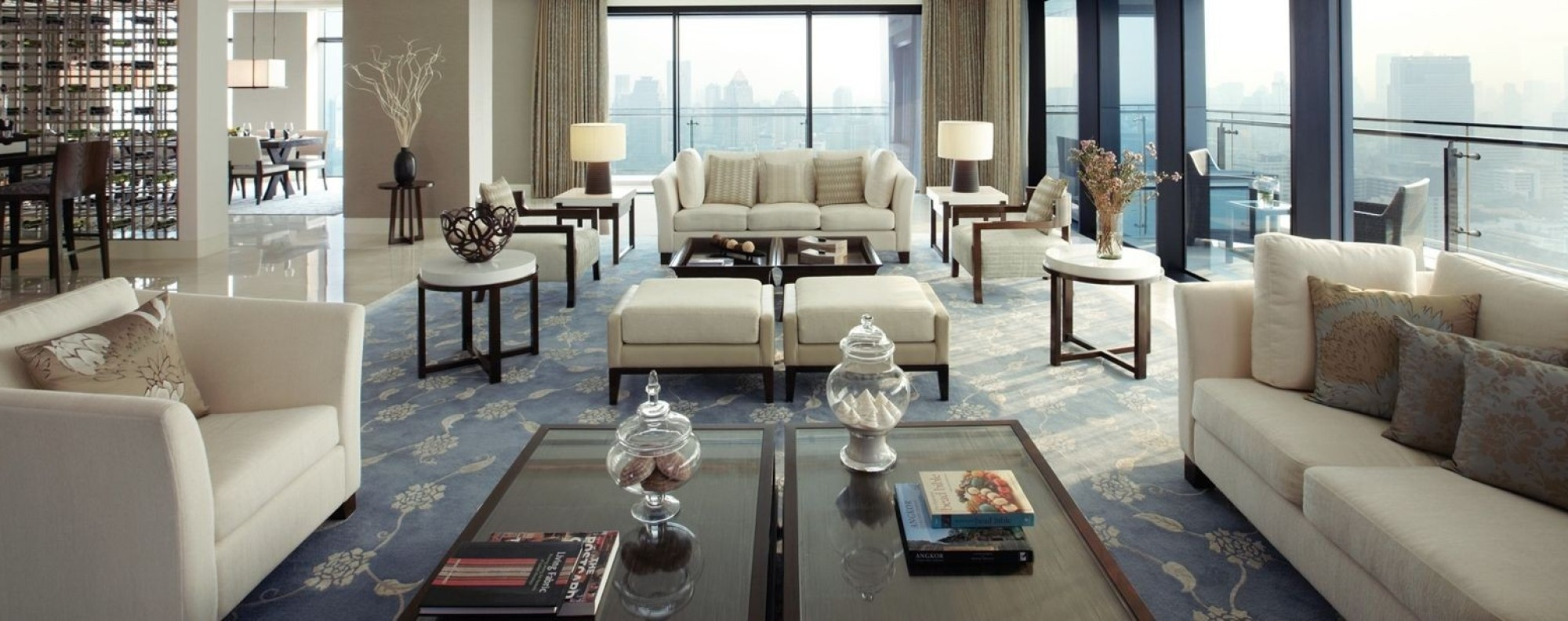 Residents at The St. Regis Bangkok can enjoy a 24-hour butler service.