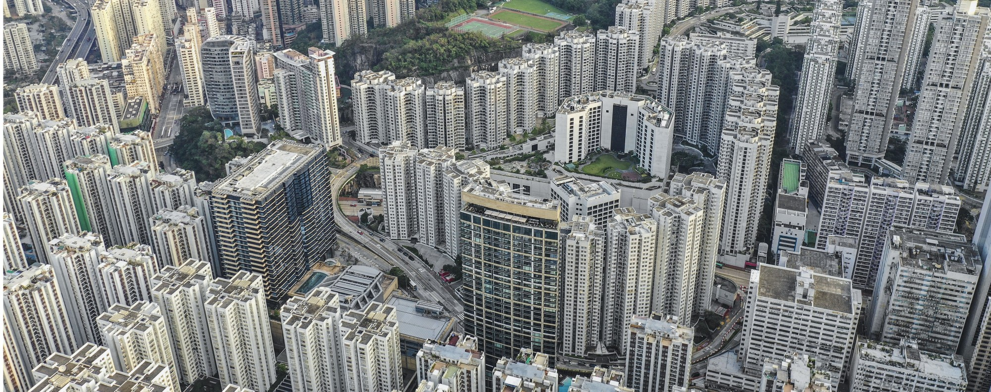 Residential property in Hong Kong. Photo: Winson Wong