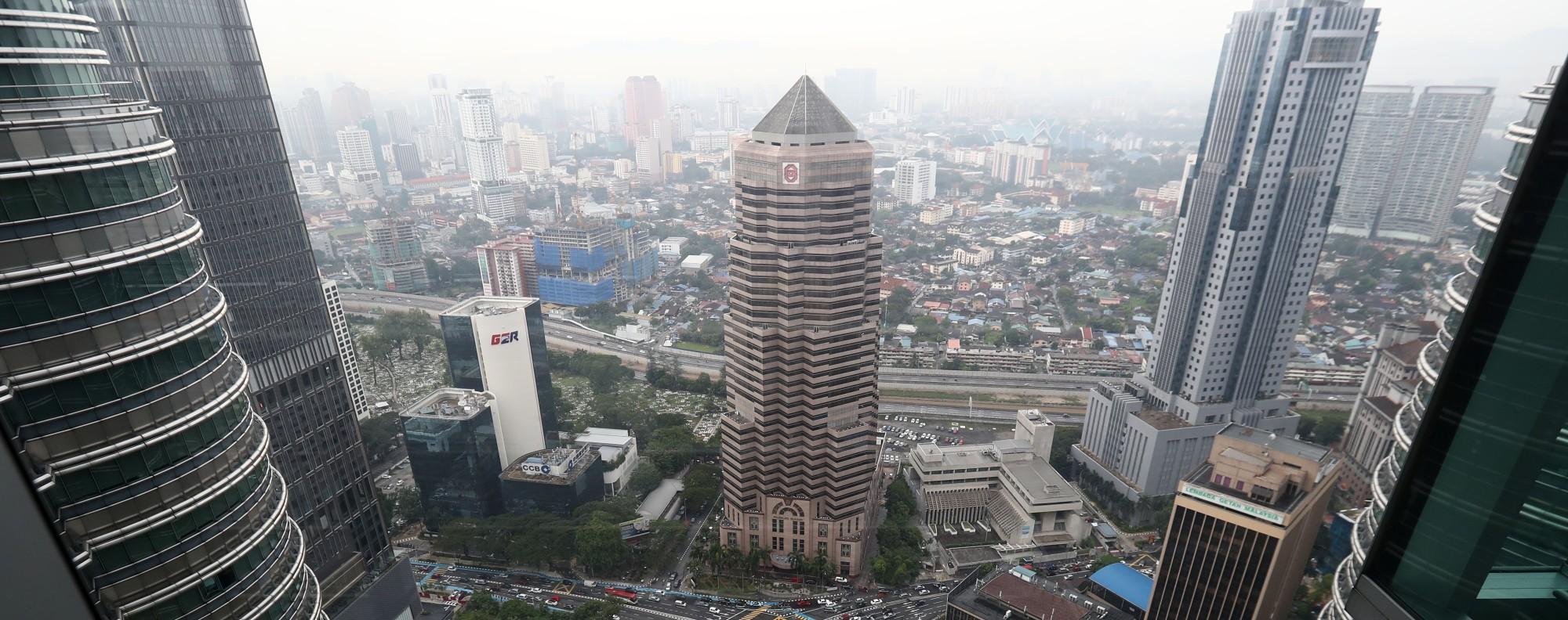 The Kuala Lumpur skyline. Photo: SCMP