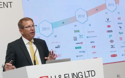 Li & Fung plans to replace Bruce Rockowitz as chief executive by the son of a co-founder of the firm. Photo: David Wong