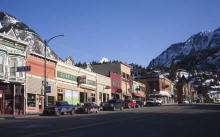 Ouray, Colorado. Photos: Rob McGovern; Corbis