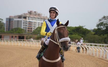 Jorge Ricardo is Brazil's most prolific jockey, with over 12,000 wins. Photo: Kenneth Chan