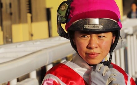 Kei Chiong is leading the charge for female jockeys in Asia with her exploits in Hong Kong. Photo: Kenneth Chan