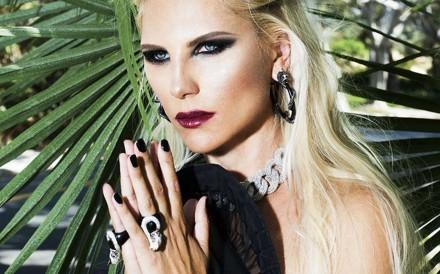 Corina Larpin of Stefere Jewelry.