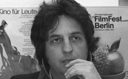 Film director Michael Cimino in 1979. Photo: AP