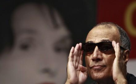 Abbas Kiarostami in 2010. Photo: EPA