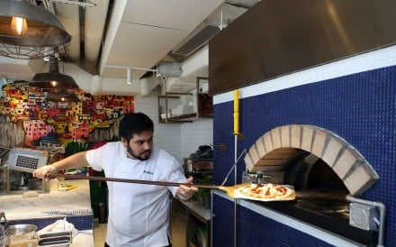 Amalfitana Artisan Pizza Bar in Repulse Bay. Photos: Paul Yeung