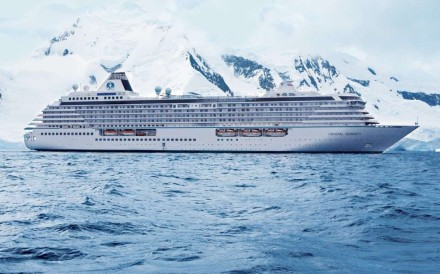 The Crystal Serenity is bringing mass tourism to the Northwest Passage for the first time. Photo: Crystal Cruises