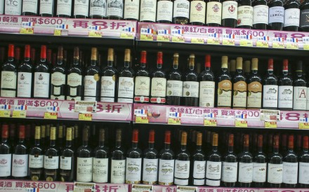 Wellcome in Sai Kung offers a dizzying array of wines. Picture: May Tse