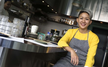May Chow, chef-owner of Little Bao. Photos: Paul Yeung