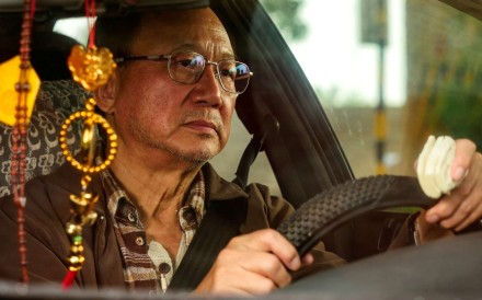Hong Kong comedy legend plays against type as a down-on-his-luck taxi driver taking a drug mule across Taiwan in a film by turns life-affirming and shockingly violent