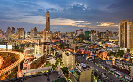 Bangkok. Picture: Alamy