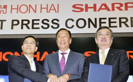 In Gou we trust: Foxconn founder keeps investors in dark, happy for now