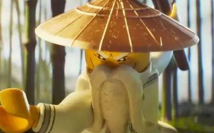 A mix of the martial-arts genre and Japanese kaiju movies with giant monsters and robots, the third Lego movie will appeal to kids and adults alike, says Justin Theroux, who voices supervillain Lord Gardamon