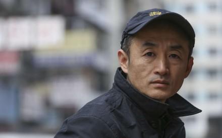 Filmmaker Huang Wenhai has been based in Hong Kong since 2013. Photo: May Tse