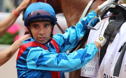 The Brazilian jockey has been unstoppable of late and an incredibly strong book of rides on Wednesday night should have him primed for the Dubai World Cup meeting